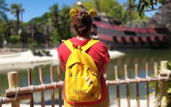 Disneybound Winnie l'Ourson