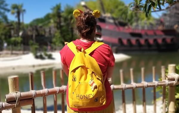 Disneybound Winnie l'Ourson