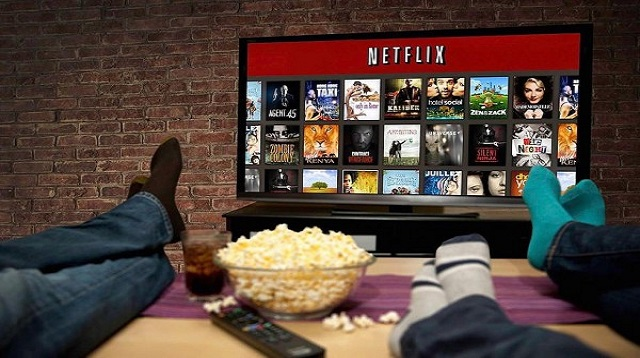 Cara Nobar Netflix