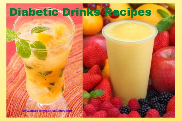 Diabetic Drinks Recipes