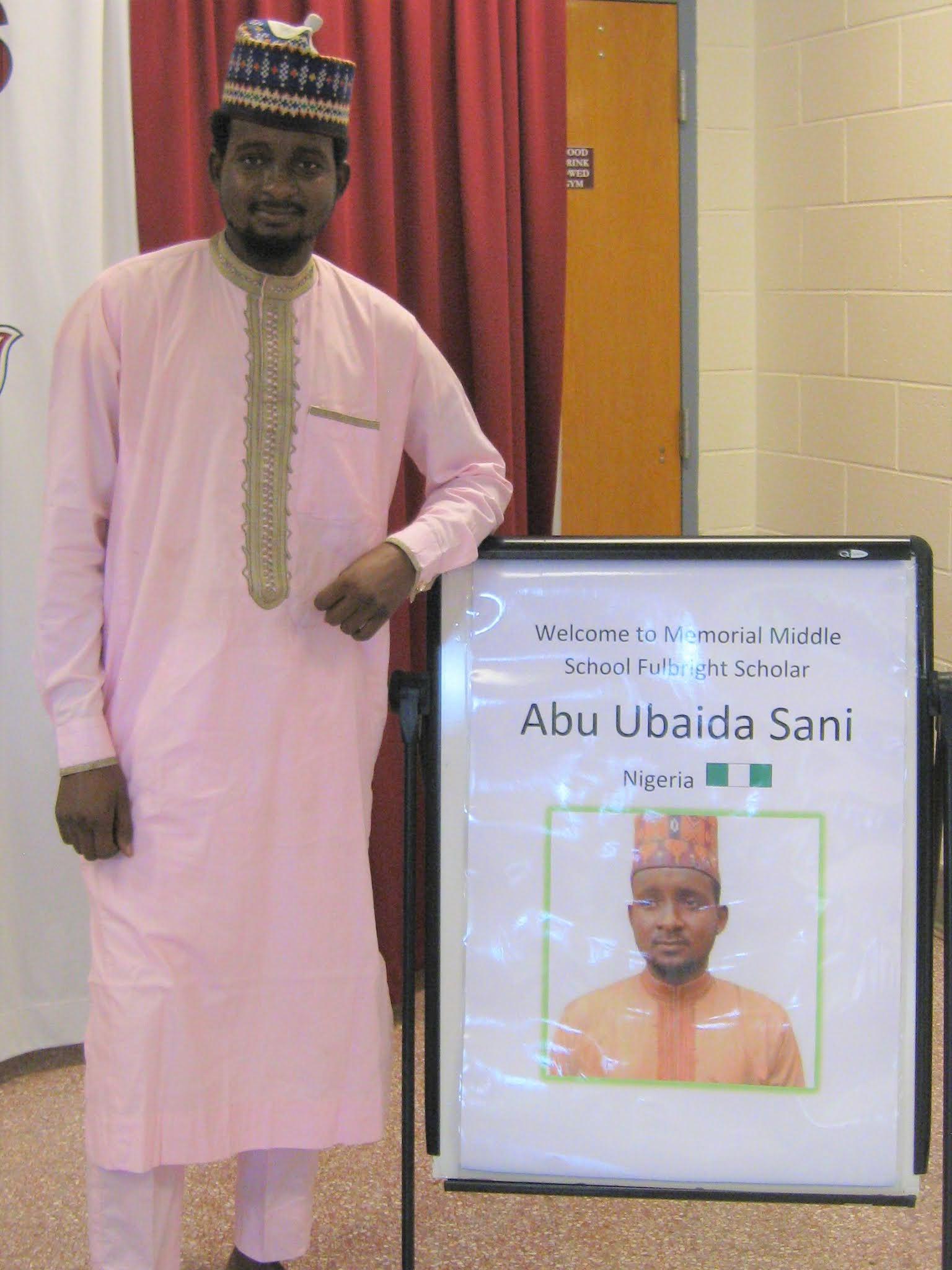 Abu-Ubaida Sani