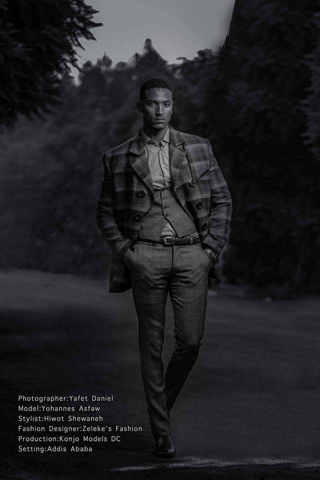 Pictures ethiopian male models 100 Amazing