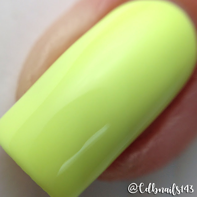 Bliss Polish-Let's Glow Girl