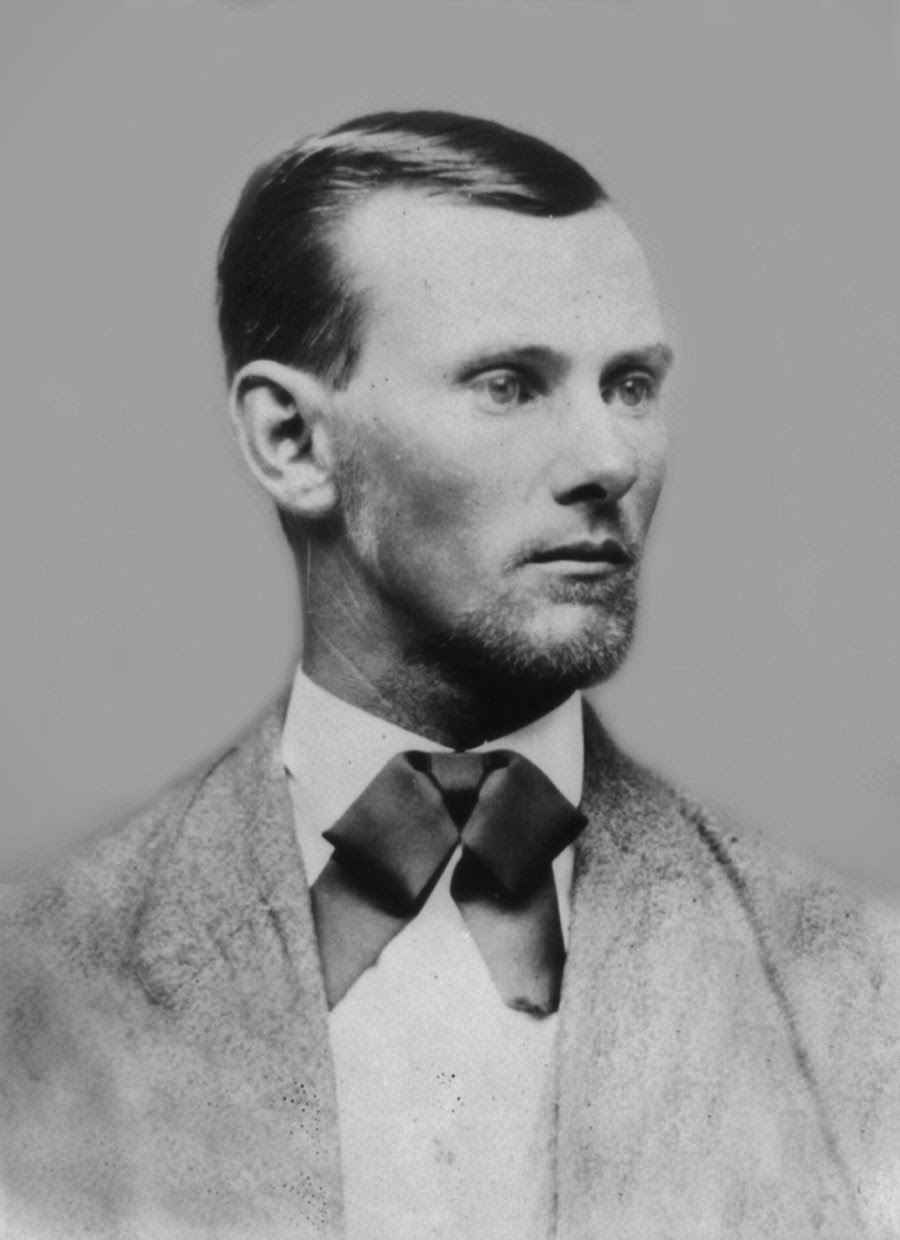 A biography of jesse james a robber