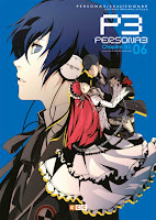 Persona 3 #6 - ECC Ediciones