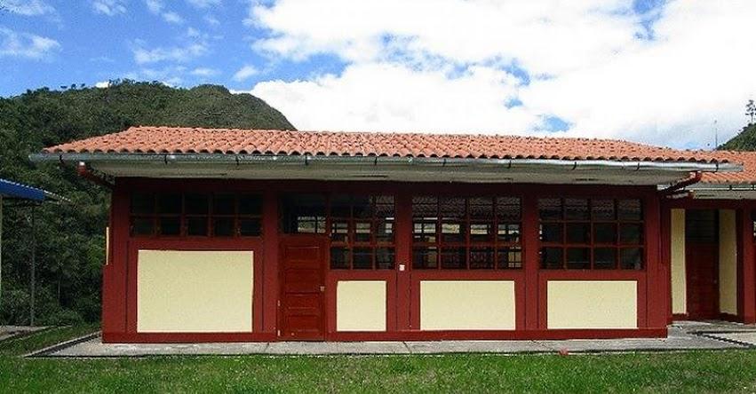 PRONIED: Nueva institución de educación inicial para centro poblado El Chido en región Amazonas - www.pronied.gob.pe