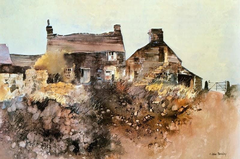 john blockley watercolor
