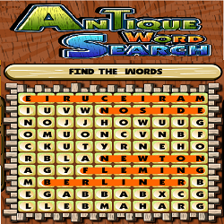 Antique WordSearch