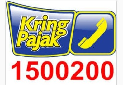 Kring Pajak 1500200 : Call Center Pajak