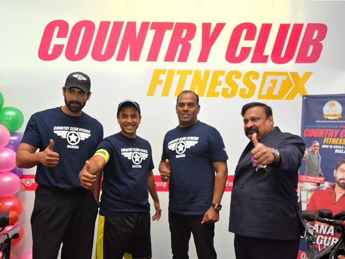 Country Club Fitness FTX