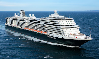 Oprah to be Godmother of Holland America's Nieuw Statendam