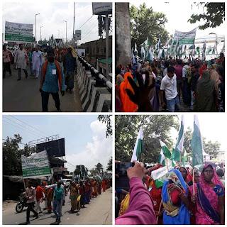 ekta-parishad-protest-bihar