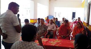 मिशन रोजगार कार्यक्रम का किया गया आयोजन  | #NayaSaberaNetwork