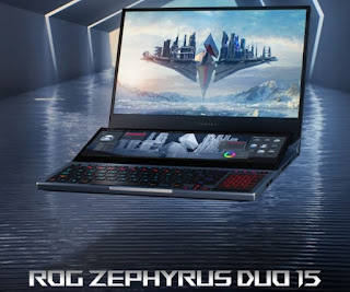 Asus Dual Screen Laptop
