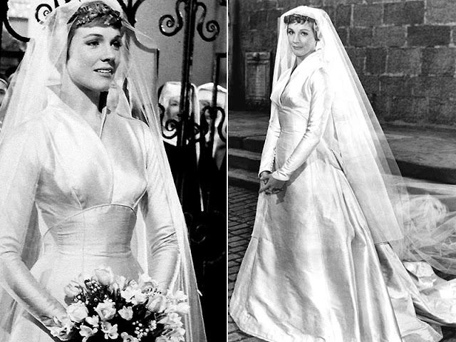 vestido de noiva 1965