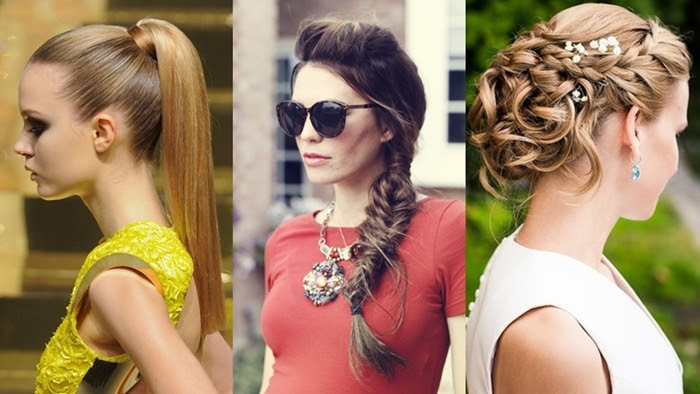 Mo De 7 Tolle Ideen Für Pull Through Braids Frisuren 2017