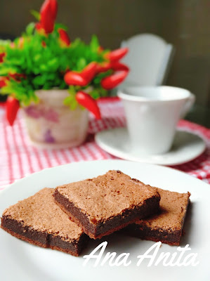 Brownie de liquidificador