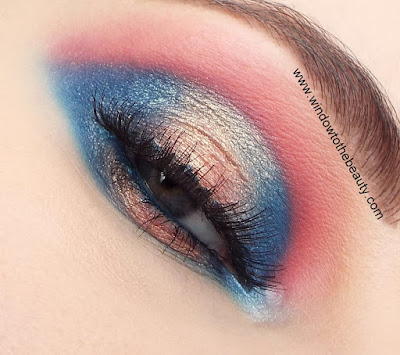 BPerfect Stacey Marie Carnival makeup