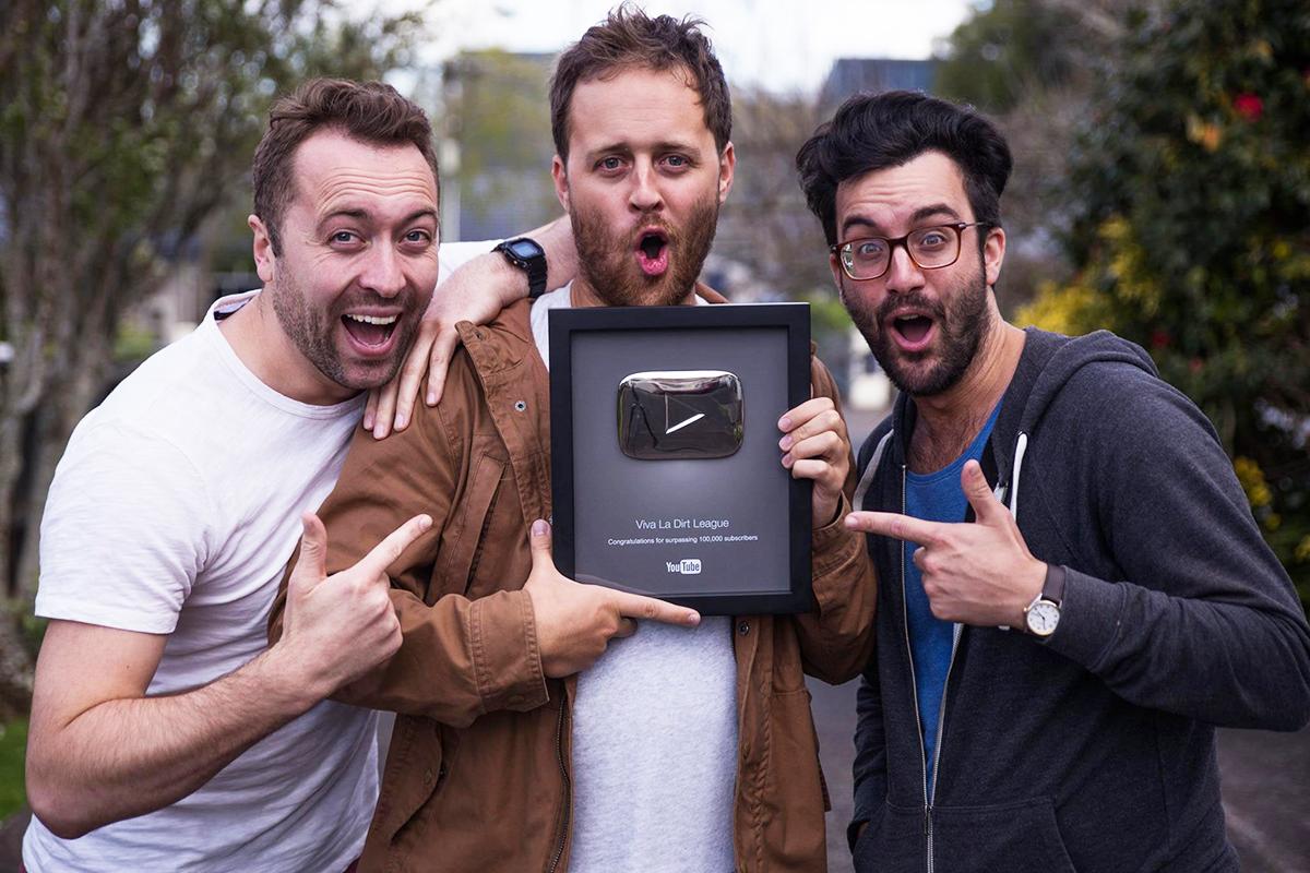Youtuber Gaming PUBG Viva la Dirt Language