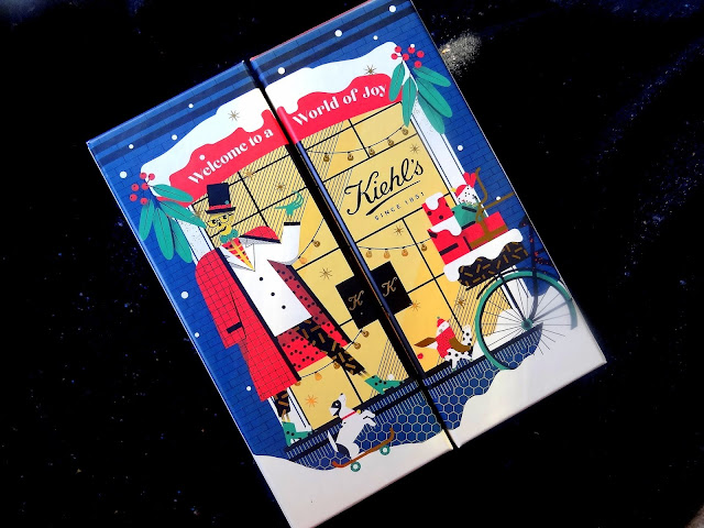Kiehl's Holiday Advent Calendar