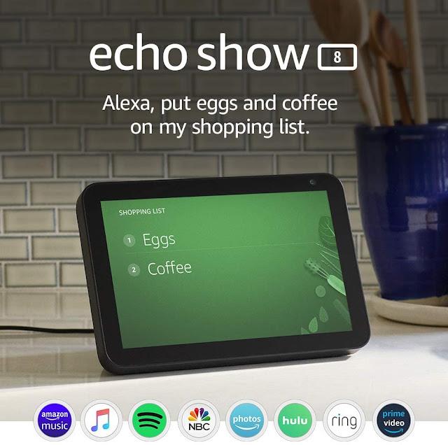 Echo Show 8