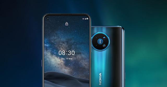 Spesifikasi dan Harga Nokia 8.3 5G