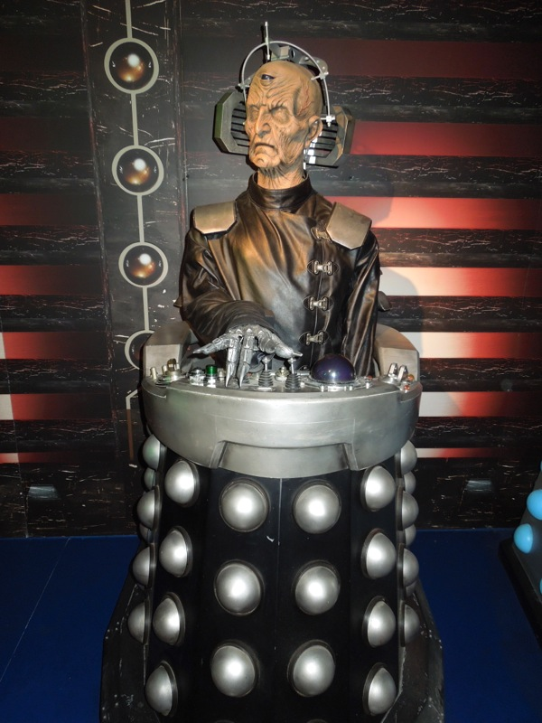 Refurbished original Davros Doctor Who