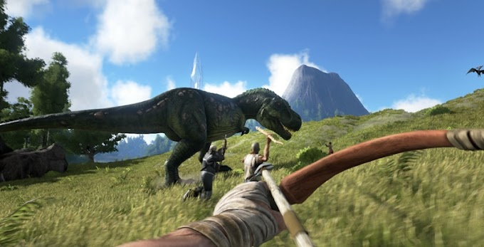 ARK: Survival Evolved Epic Games'de ücretsiz oldu!
