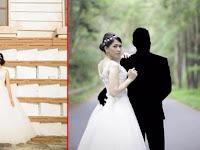 Foto Pre Wedding Dengan Bayangan Hitam, Gadis Ini Punya Kisah Yang Bikin Nangis Netizen