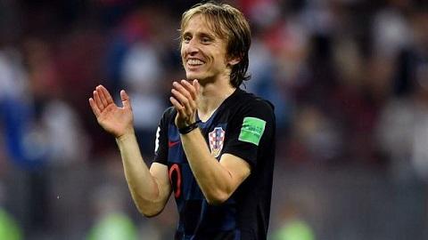 Luka Modric xứng đáng được nhận quả bóng vàng từ những gì anh đã làm