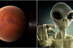 LIFE UNDER MARS Aliens are probably lurking under the surface of Mars, scientists reveal