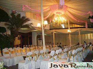 Sewa Tenda Dekorasi VIP - Sewa Tenda Dekorasi VIP Murah