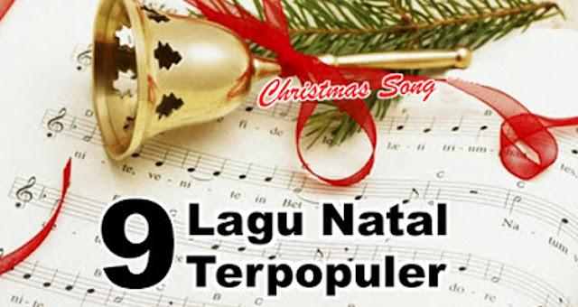 9 Lagu Natal Terpopuler - Christmas Song