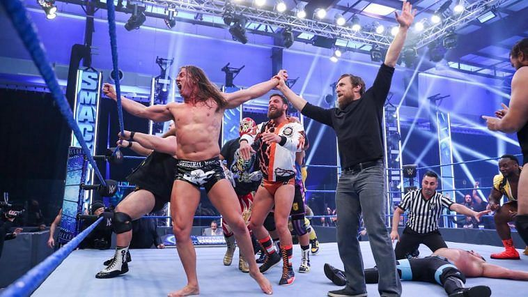 """Nobody is going to ruin me"" -- Matt Riddle hits back at 'trash people talk' about his move to SmackDown"