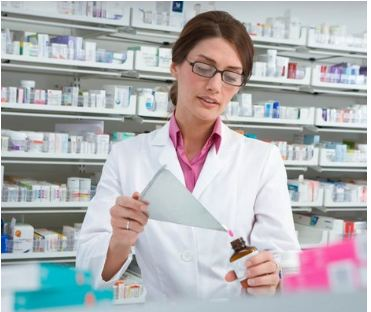 pharmacist/chemist meaning