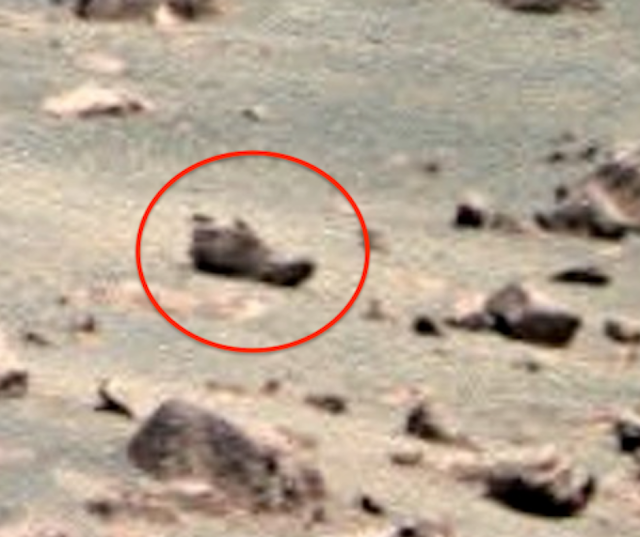 Mars Discovery Of A Shoe Is Undeniable Alien Proof 🔴