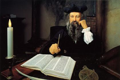 Nostradamus Ramalkan 2019 Jadi Awal Perang Suci