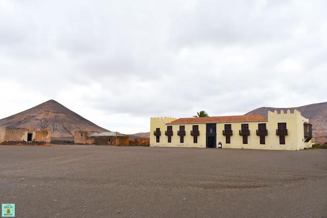 Casa de los Coroneles en La Oliva, Fuerteventura
