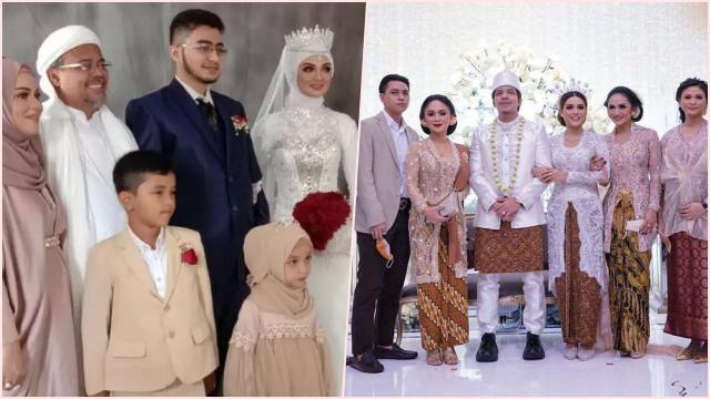 Tengku Sindir Buzzer yang Diam Saja Jokowi ke Nikahan Atta-Aurel: Keselek Jengkol Ya?