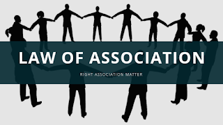 The law of Association