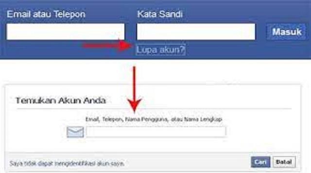 Cara Mengembalikan FB Yang di Hack Tanpa Email dan Nomor Handphone