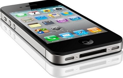iPhone 4S hỏng màn hình