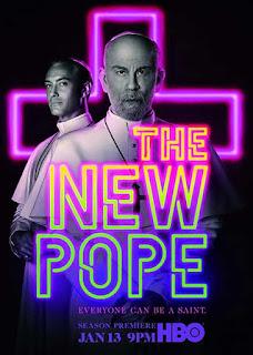 مسلسل The New Pope موسم 1 الحلقه 9