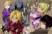 Fullmetal Alchemist (2003) Batch Subtitle Indonesia