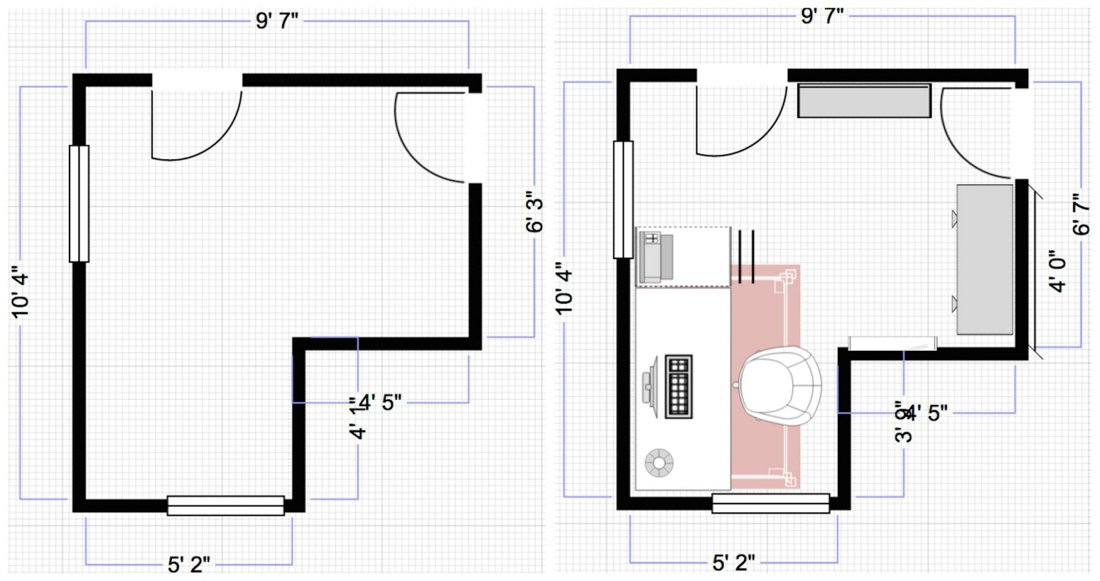 House Planning: My Office (my Favorite Room!)
