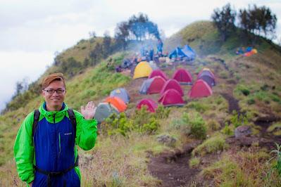 Trekking Organizer Mount Rinjani