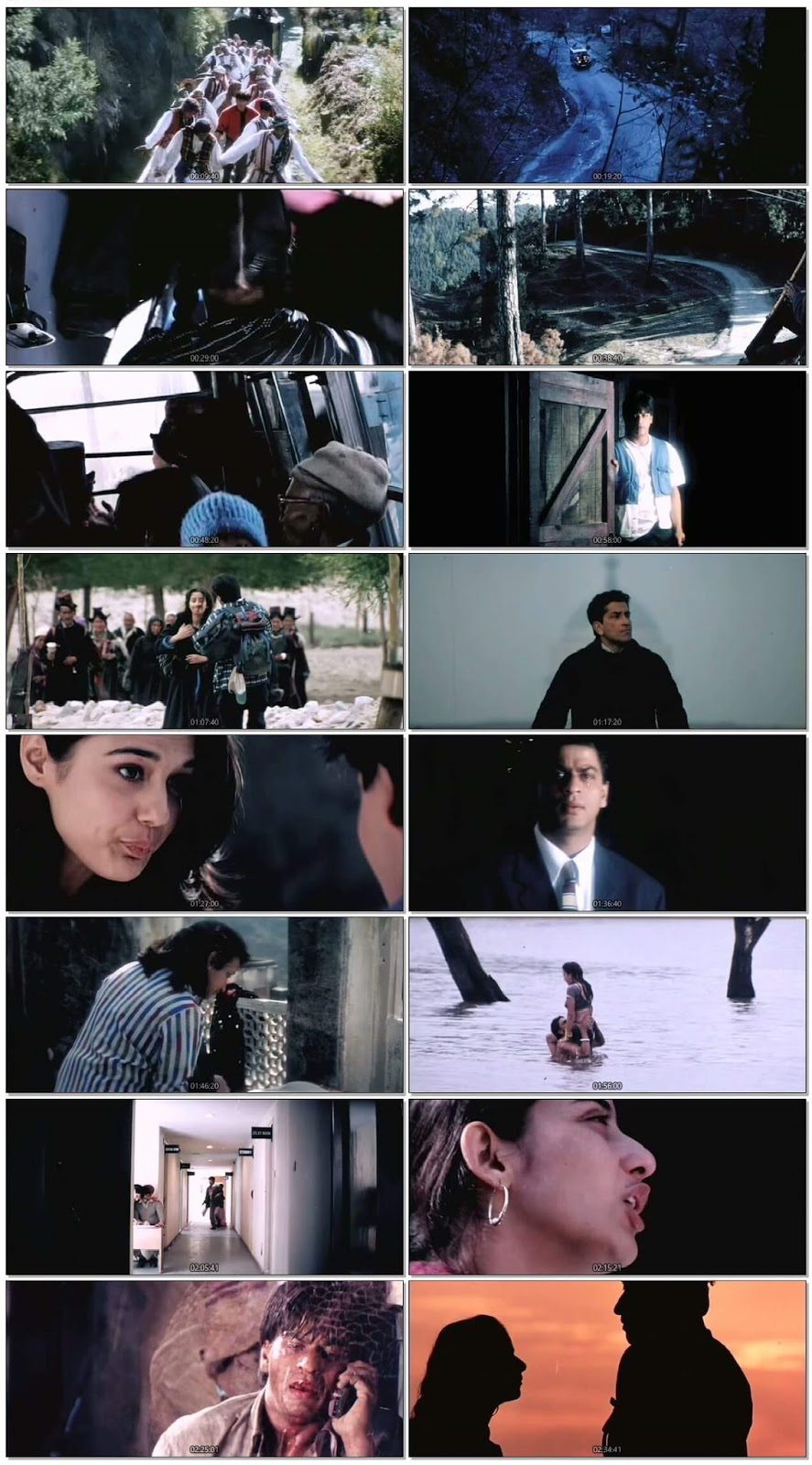 Dil Se 1998 world4free.ind.in 1080p DVDRip Hindi Movie Download