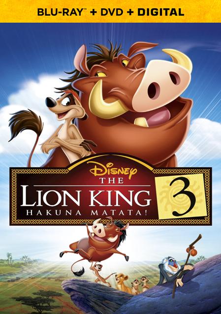 فيلم The Lion King 3 Hakuna Matata 2004 مترجم اون لاين