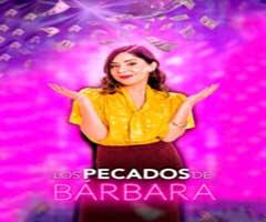 capítulo 10 - telenovela - los pecados de barbara  - las estrellas
