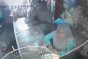Diduga Mau Jebak Pemilik Toko, Pasutri di Tanjungbalai Buang Narkoba dalam Toko Grosir